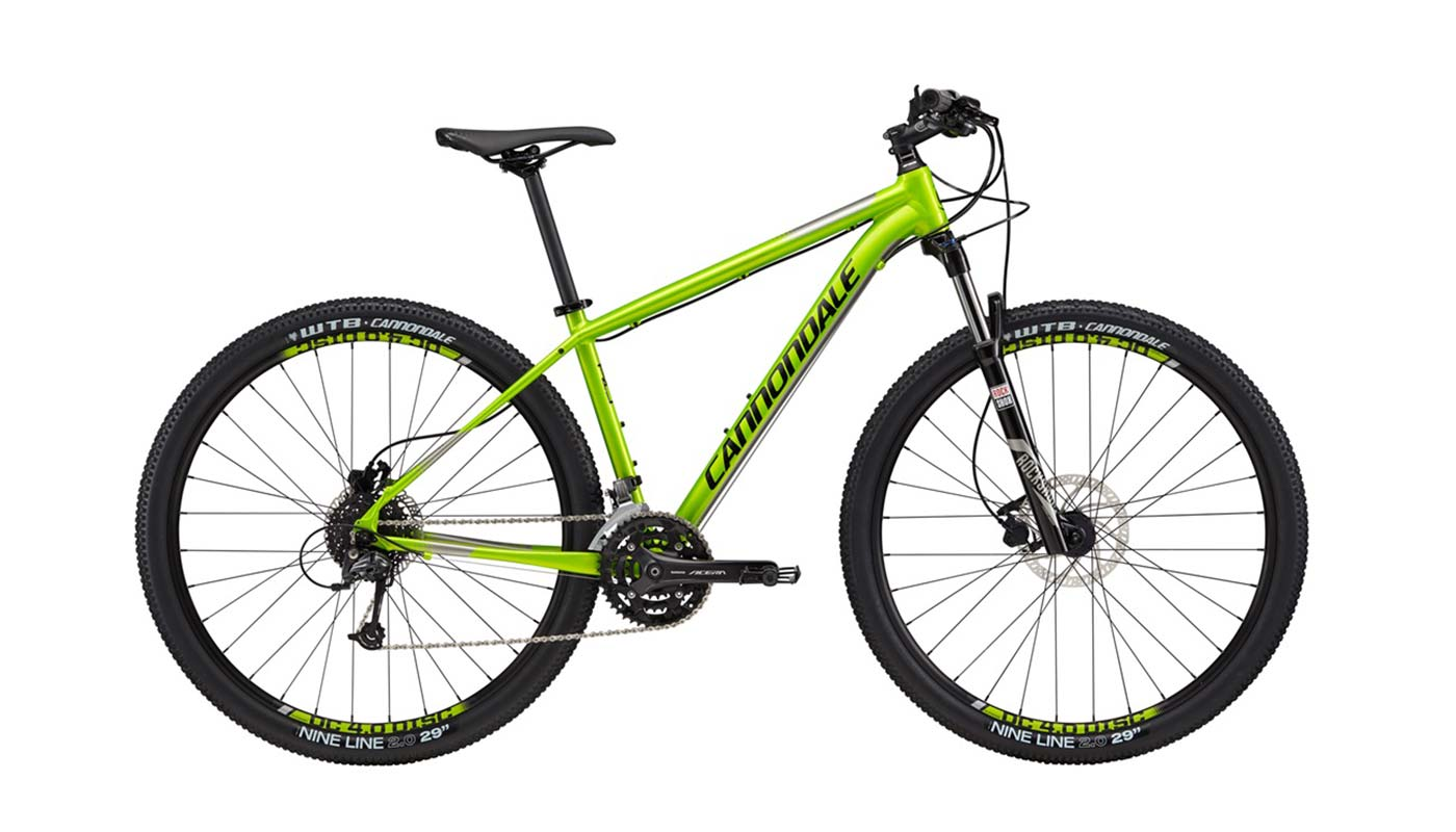 CANNONDALE TRAIL 4